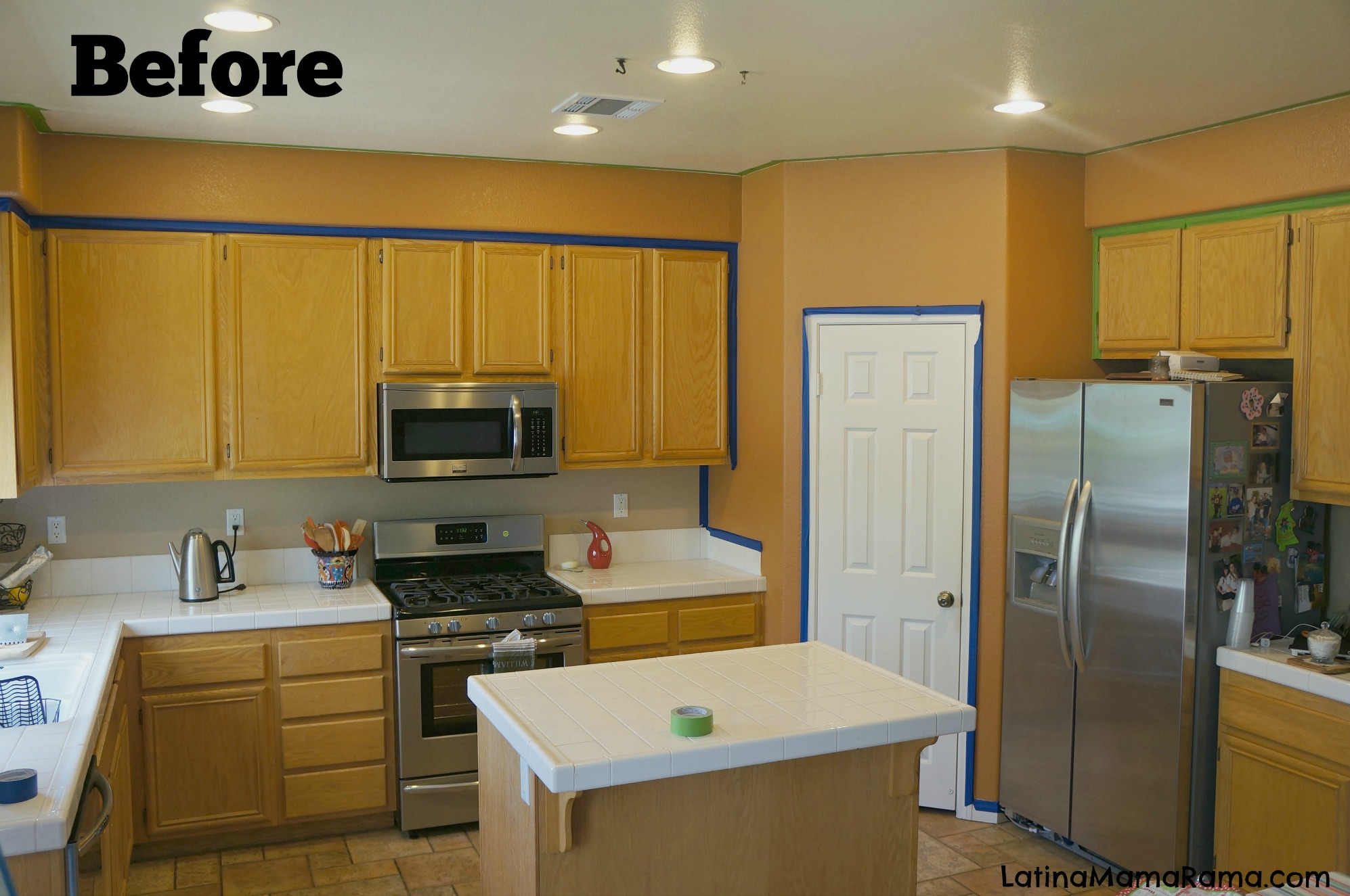 how to refinish your kitchen cabinets refinish kitchen cabinets How to refinish your kitchen cabinets