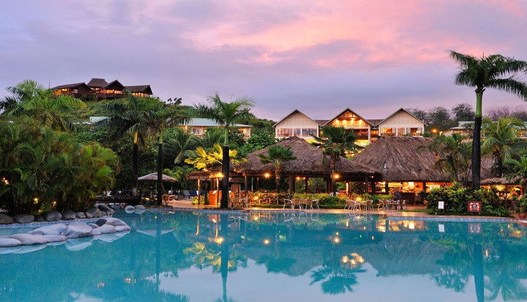 Outrigger Fiji Beach Resort named best family resort for 2016
