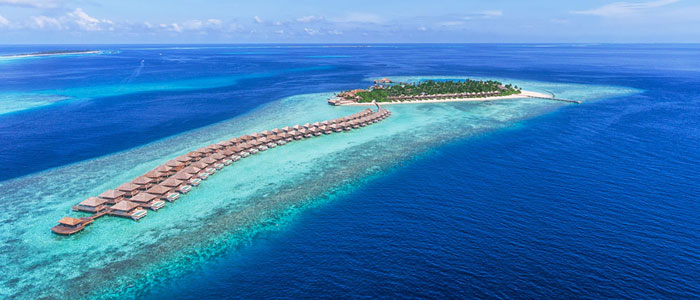 The Maldives' newest romantic, luxurious all-inclusive adult sanctuary