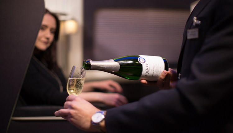 British Airways took home the coveted top spot of Best Overall Wine Cellar