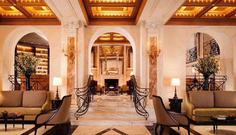 Dorchester Collection relaunches Hotel Eden, Rome