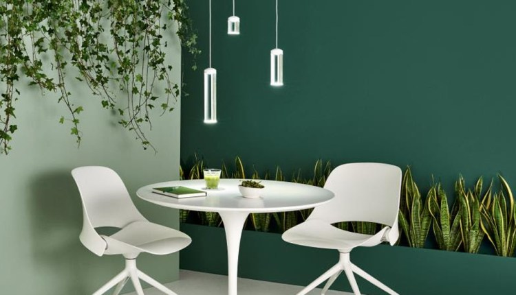 Humanscale unveils RE:CHARGE Café by Todd Bracher in Milan