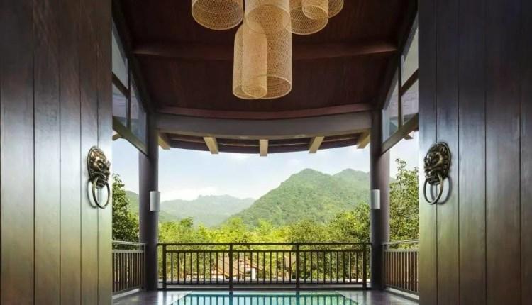 Six Senses Qing Cheng Mountain launches Presidential Villa