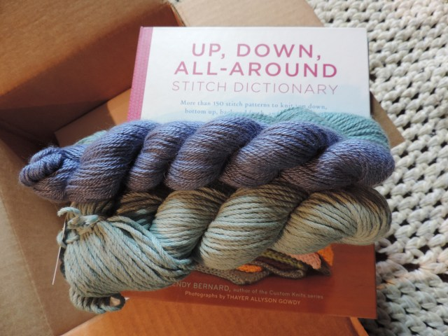 Up, Down, All-Around Stitch Dictionary giveaway