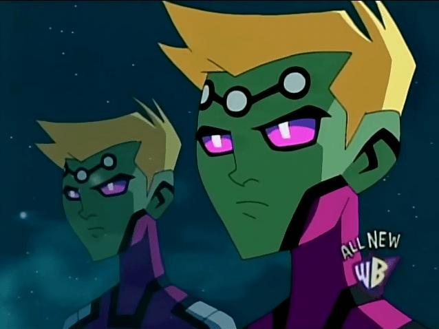 Brainiac 5 Silly Reflection