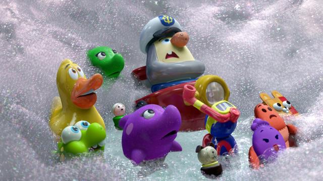 """Toy Story Toons """"Partysaurus Rex"""" Sneak Peek"""