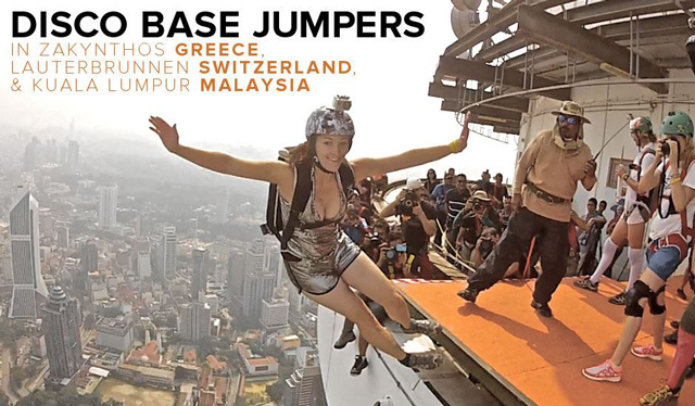 Disco BASE Jumpers