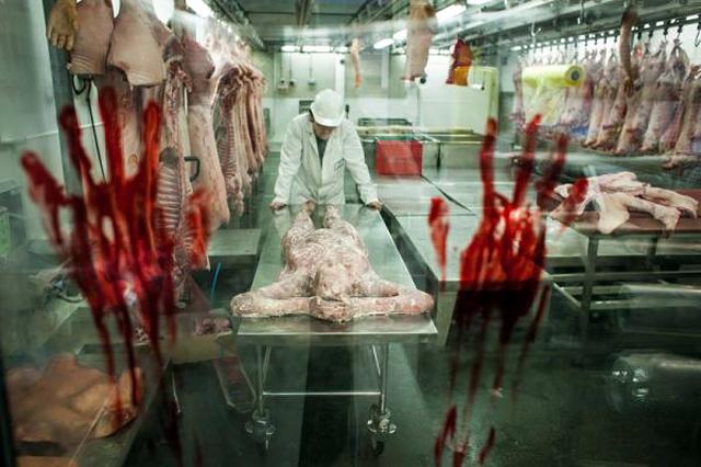 Wesker & Son, A Resident Evil 6 Butcher Shop Sponsored by Capcom