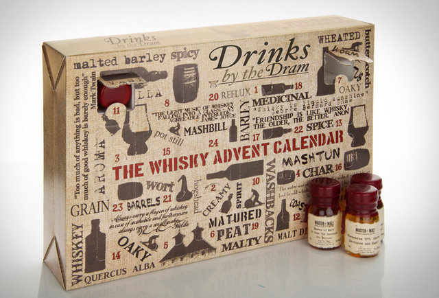 Whisky Advent Calendar