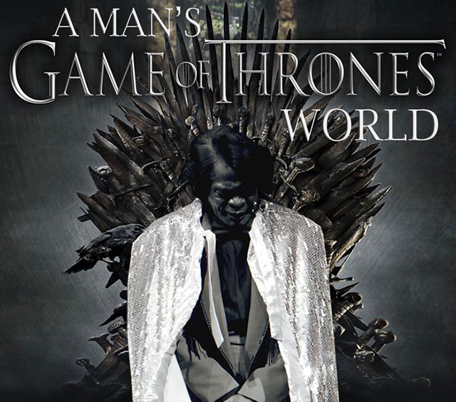 A Mans Game Of Thrones World