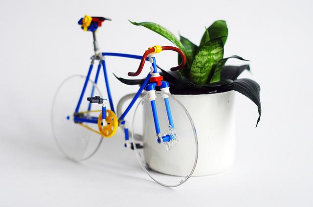 LEGO Bike by Silva Vasil