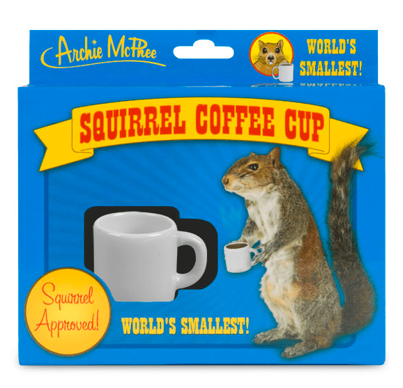 Squirrel Approved!