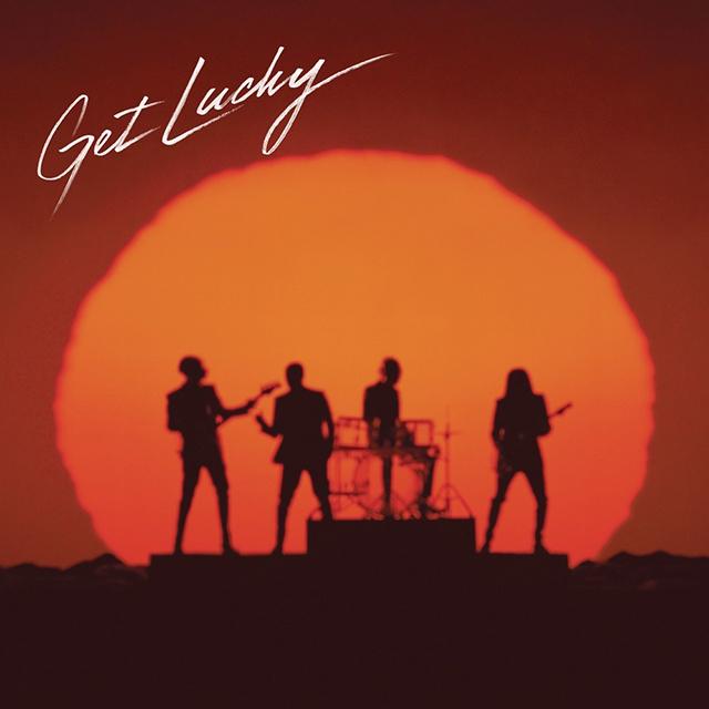 Daft Punk Get Lucky Single