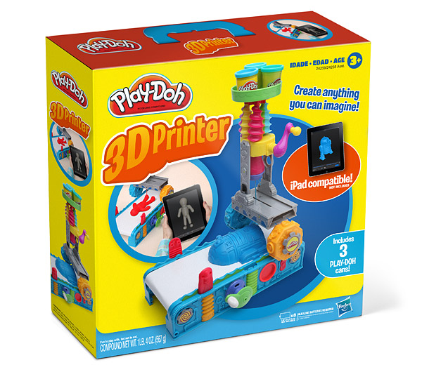 Play-Doh 3D Printer