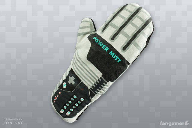 Power Mitt by Jon Kay