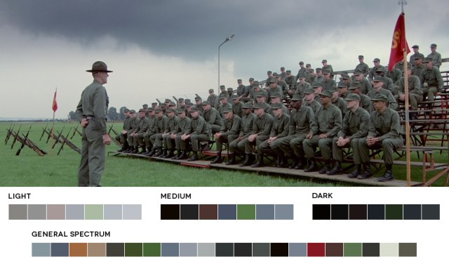 Movies in Color by Roxy Radulescu