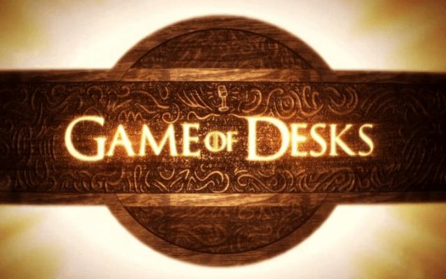Game of Desks