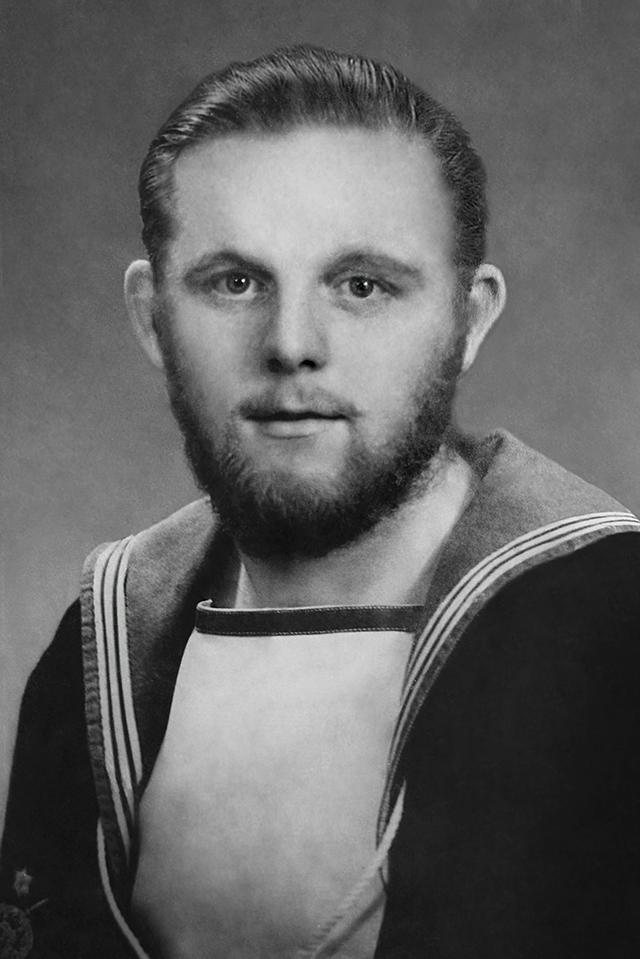 Restored Veteran Photo