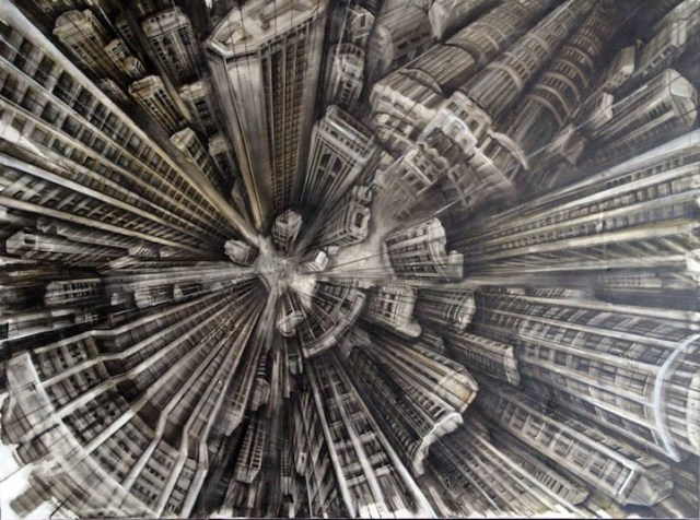 Vertigo by Fabio Giampietro