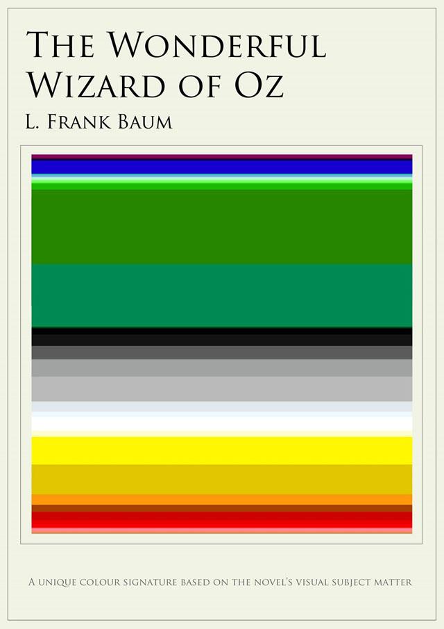 Colour Signatures by Jaz Parkinson