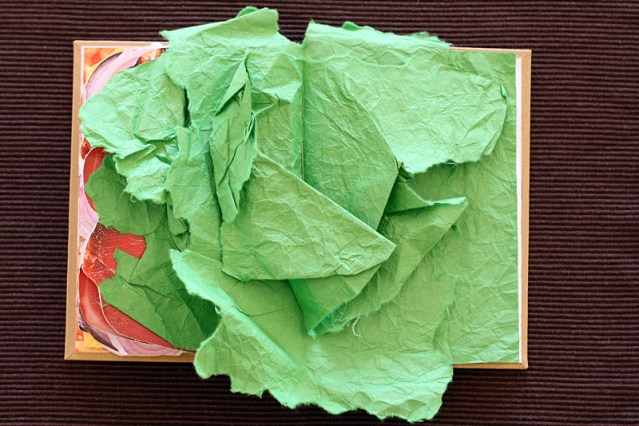 Sandwich Book by Pawel Piotrowski