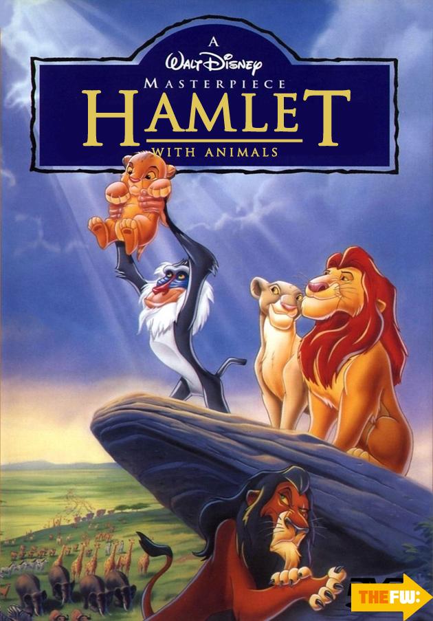 Honest Disney Posters