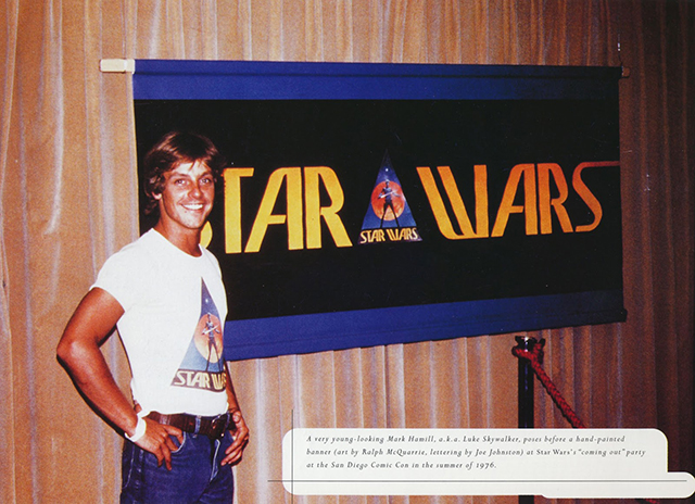 Star Wars Joe Johnston Star Wars Scrapbook