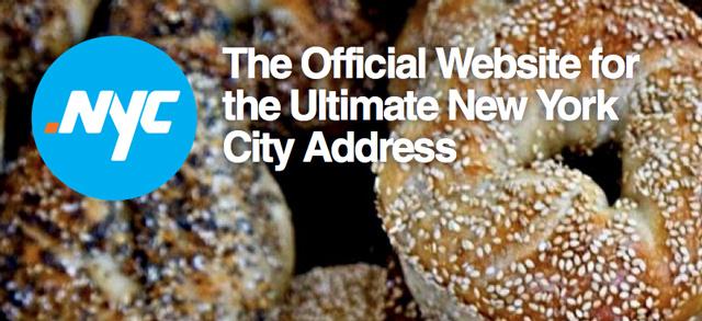New .nyc domain name