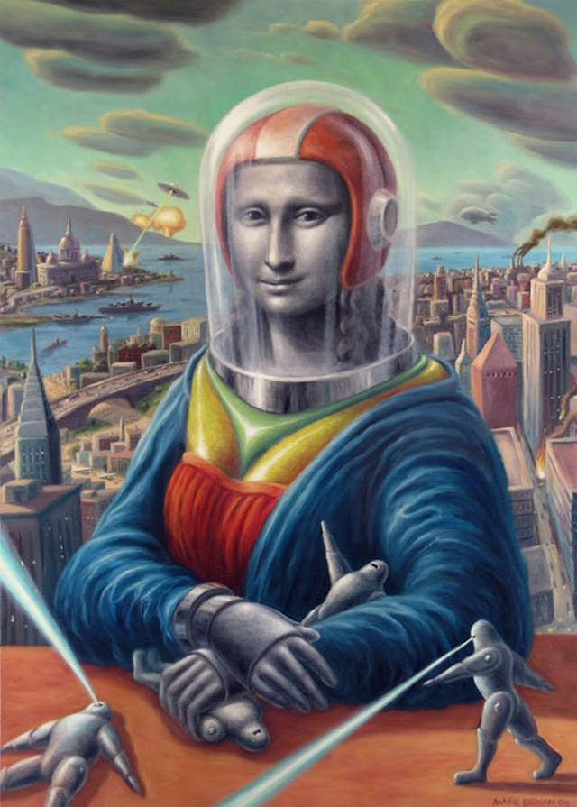 Mona and the Metal Men