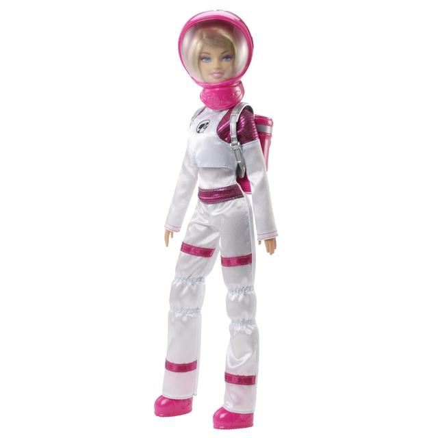 Mars Explorer Barbie