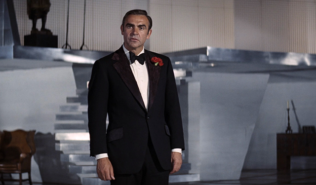 A Flamboyant Dinner Suit