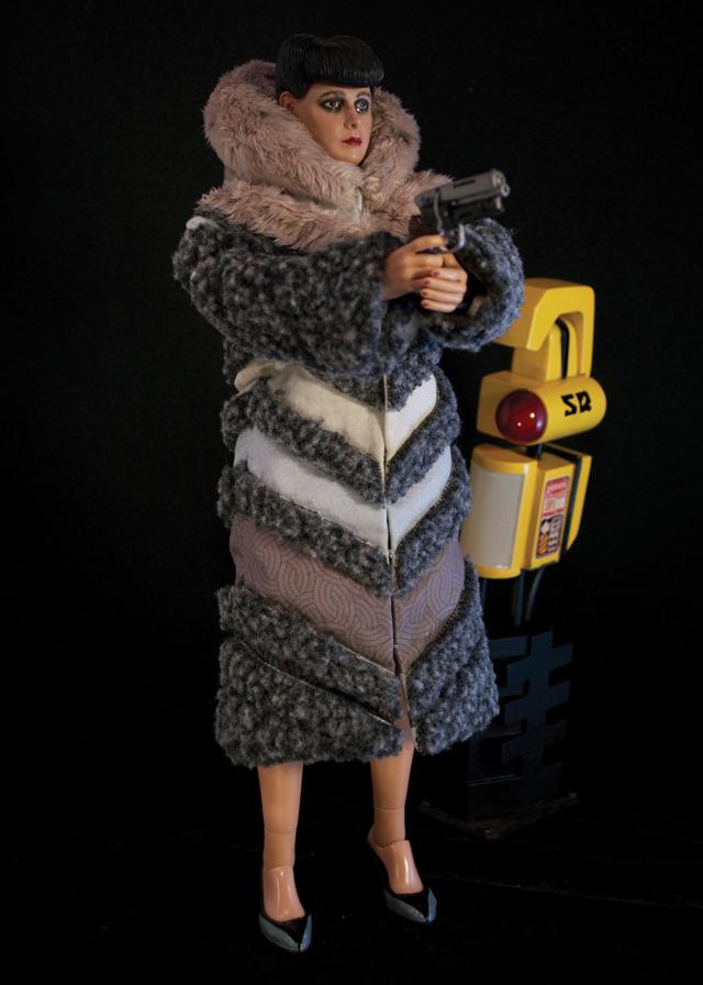 Rachael Action Figure