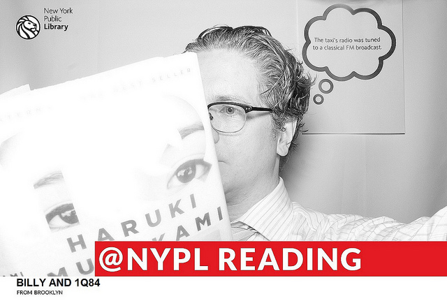 NYPL Photo Booth
