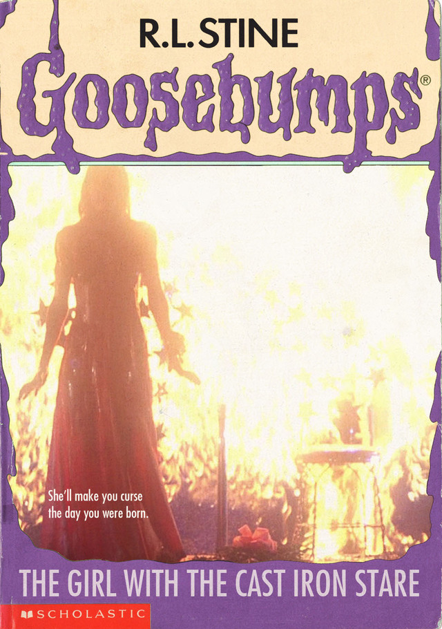 If it were stine well known horror movies recreated as goosebumps
