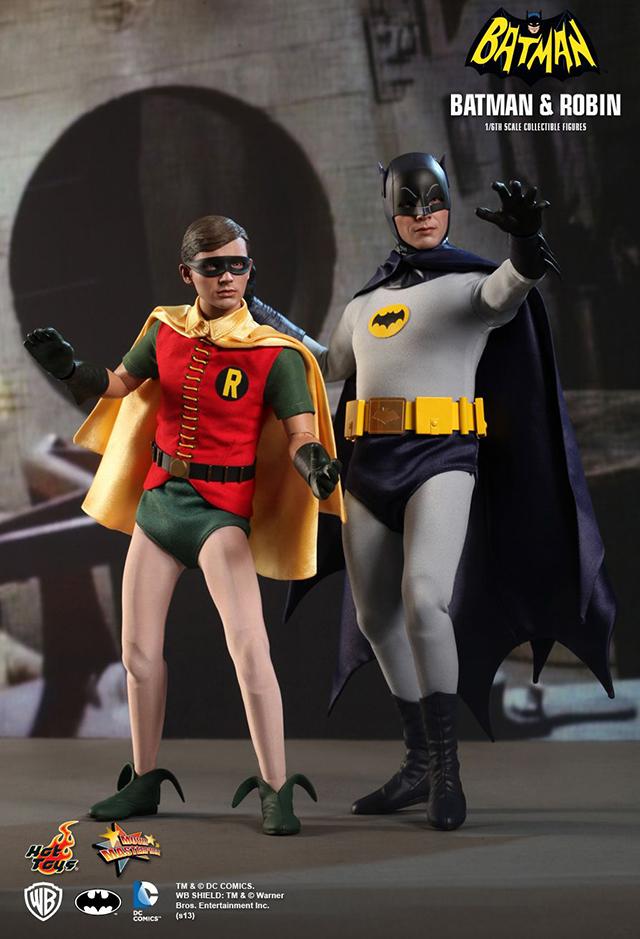 Batman & Robin (1966) Collectible Figures