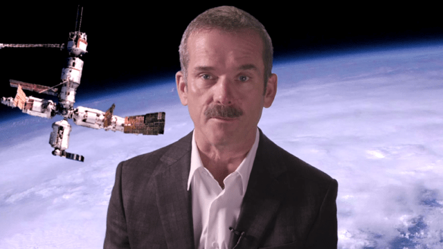 An Astronaut's Guide to Movember