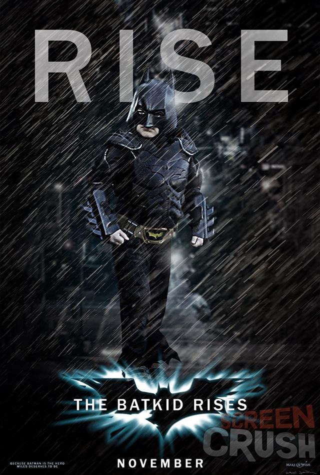 BatKid Rises Poster