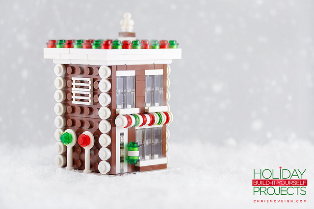 Build-it-Yourself 2013: Gingerbread Shop