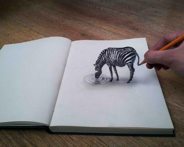 jjkairbrush Zebra