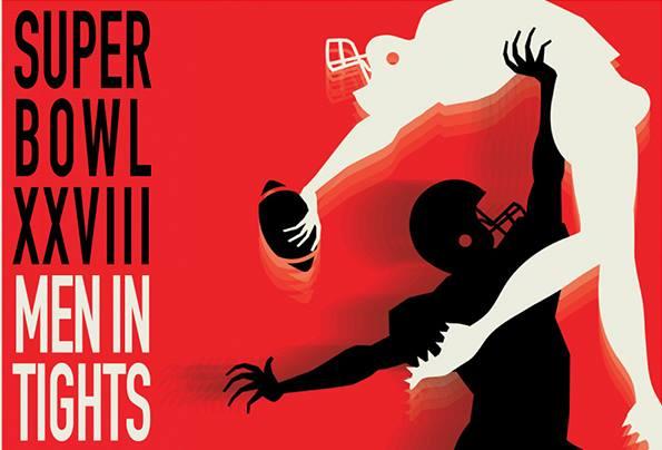 Super Bowl: Men in Tights