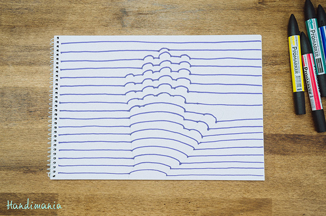 Hand Optical Illusion