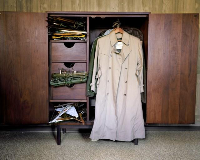 Inheritence - Coats and Hangers