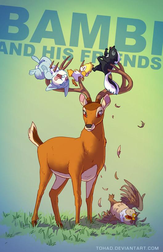 Bambi BADASS