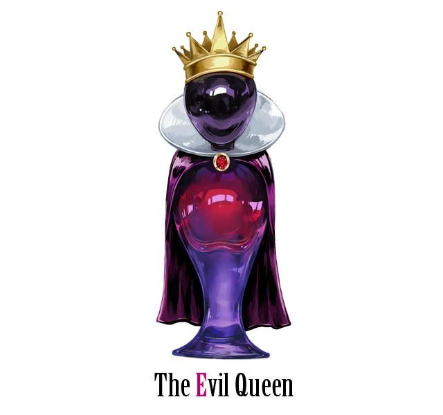 Disney Villain Perfume