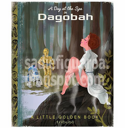 A Day at the Spa in Dagobah by Sadie Figueroa