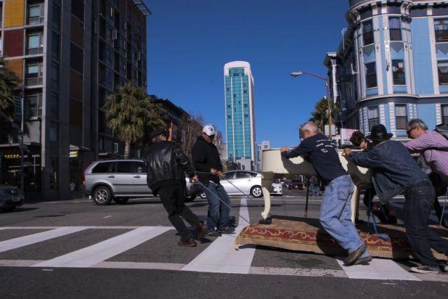 Caruso's Dream Installation Unveiled in San Francisco