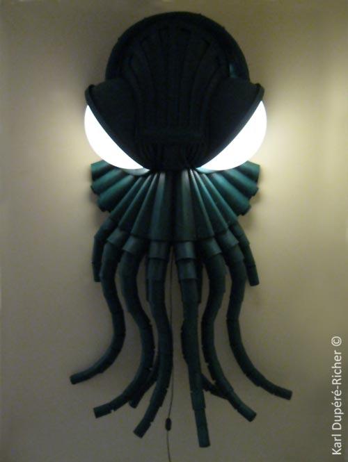 Cthulhu Lamp