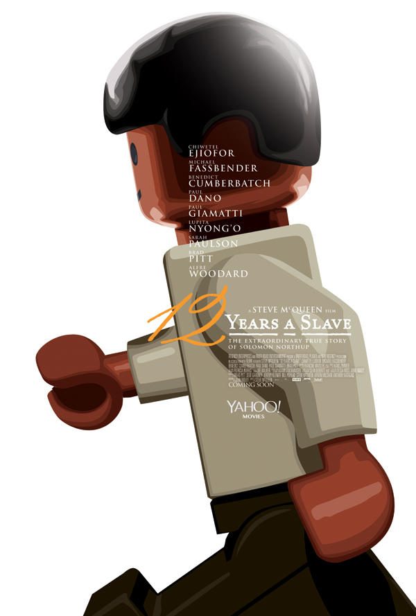LEGO Movie 12 Years a Slave