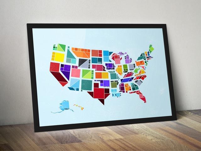 Tangram States