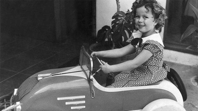Shirley Temple Black (1928 - 2014)
